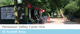 Pentewan Valley Cycle Hire